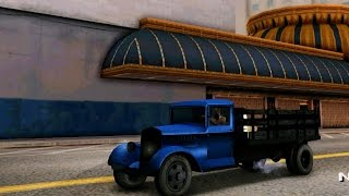 FORD AA ГаЗ АА, Smith Truck FROM MAFIA 2 - GTA San Andreas MOD