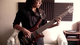 Jamiroquai - Where Do We Go From Here? (Bass Cover)