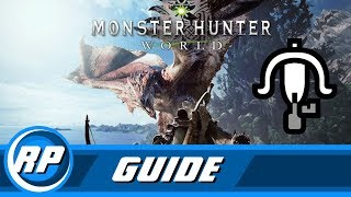 Monster Hunter World - Light Bow Gun Progression Guide (Recommended Playing)