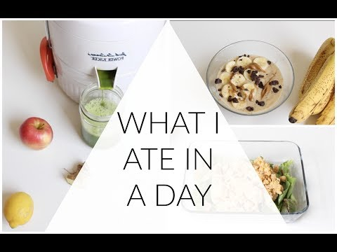 What I Ate in a Day | Plant-based Vegan