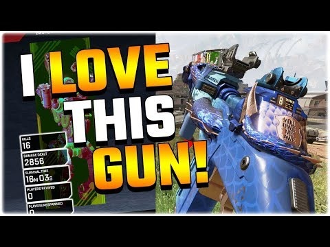This might be my NEW Favourite GUN.. (Apex Legends PS4)