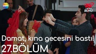 (0.04 MB) Aşk Laftan Anlamaz 27.Bölüm | Damat, kına gecesini bastı! 😊 Mp3