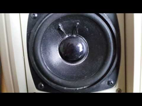 Polestar P160-3D speakers demo test
