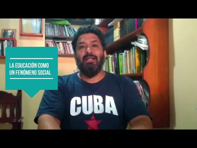 En Primera Persona: Lic. en Sociología