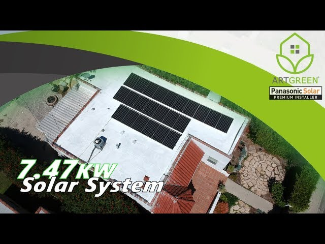 Solar Panel System Installation in Los Angeles CA *Start Saving Money Now!