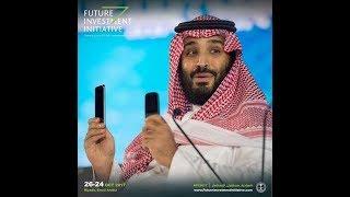 حوار نيوم مع ولي العهد الأمير محمد بن سلمان