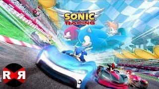 SONIC RACING (by SEGA) - iOS (Apple Arcade) Gameplay