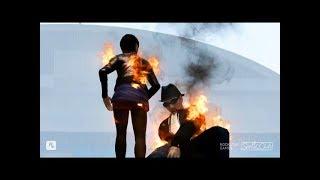 GTA 4 - Трюки, Аварии и Приколы! [#56]