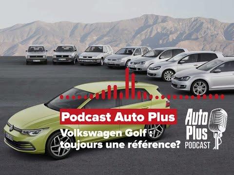 Podcast - La Volkswagen Golf, est-elle toujours une référence ?