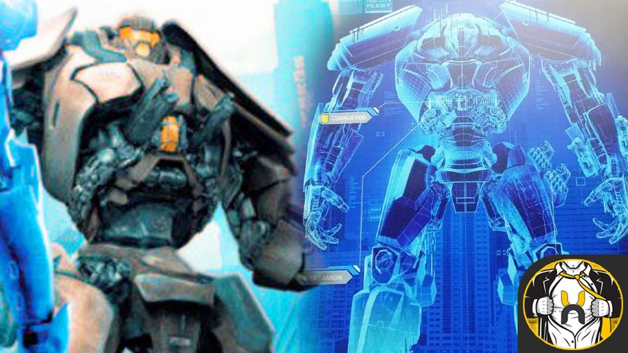 Bracer Phoenix Mark V Jaeger Explained | Pacific Rim: Uprising