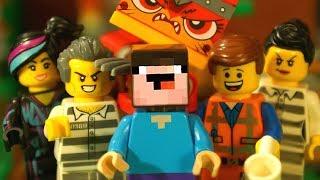 НУБик Режиссёр 🎥 ИМЯ для Друга и Лего СИТИ 2019 - LEGO Мультики Майнкрафт и Анимация для Детей