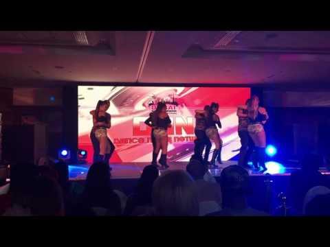 Kizomba Fever UAE Performing @ Dubai International Dance Festival 2015