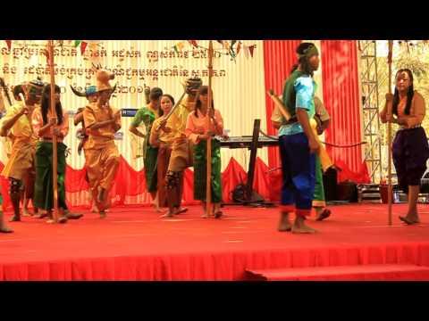 Culture Day 2016 of Royal University of Phnom Penh