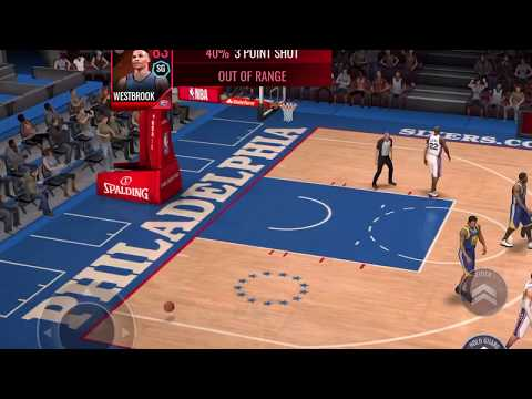 NBA LIVE MOBILE WITH MY FRIEND!!! (NBA Live Mobile Gameplay)