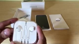 Apple iPhone SE 128GB - Unboxing (4K)