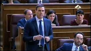 Pedro Sánchez a Rajoy: Deje de esconderse y asuma sus responsabilidades como presidente del PP