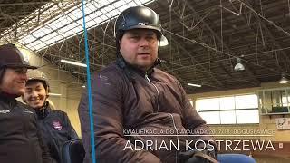 Adrian Kostrzewa; Kwalifikacja do Cavaliady 2017/18; Bogusławice