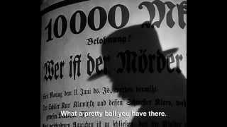 M (1931) - Fritz Lang (Trailer) | BFI release