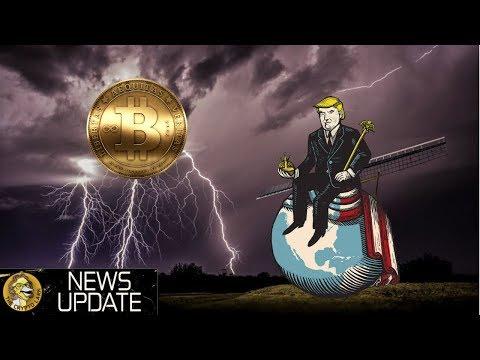 Trump Crypto Edict, Ronaldinho ICO & Iran Needs BTC - Bitcoin & Cryptocurrency News