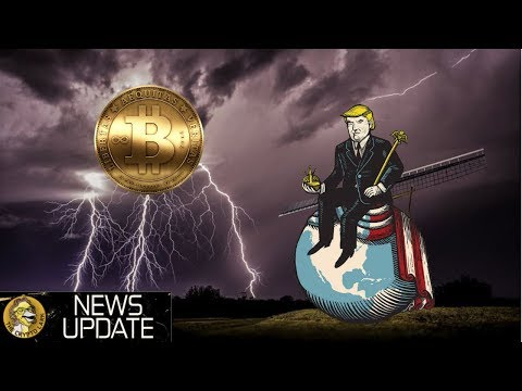 Trump Crypto Edict, Ronaldinho ICO & Iran Needs BTC - Bitcoin & Cryptocurrency News
