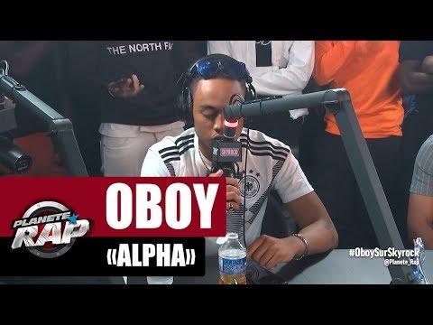 Youtube: Oboy«Alpha» #PlanèteRap