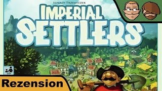 Imperial Settlers - Brettspiel - Review