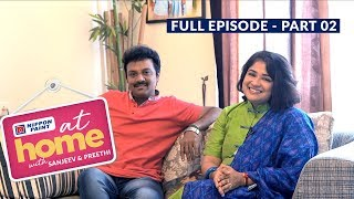 At Home with Sanjeev & Preethi-.Part 02 | I got inspired by Thupakki movie for my home decor