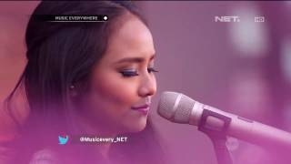 Gita Gutawa - Hingga Akhir Waktu feat Erwin Gitawa (Live at Music Everywhere) **