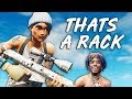 "Fortnite Montage - ""THAT'S A RACK"" (Lil Uzi Vert) Mp3"