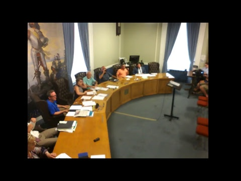 City of Plattsburgh, NY Meeting  7-5-18