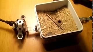 Fail: DIY Quiet Tumbler Machine (from Aquarium Pump)