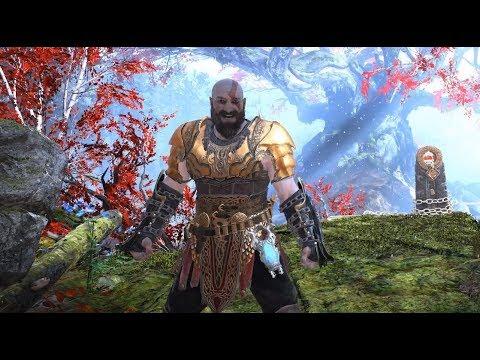 God Of War 4 - ¡¡Ya Disponible El Modo Foto!! Lo Pruebo
