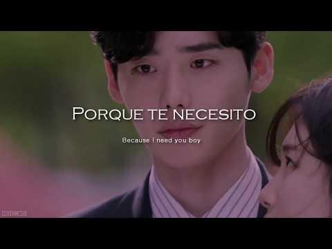 SUZY  (수지) - I LOVE YOU BOY [sub español + han + rom] WHILE YOU WERE SLEEPING OST
