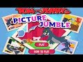 Tom And Jerry - PICTURE JUMBLE. Fun Tom and Jerry 2018 Games. Baby Games #LITTLEKIDS
