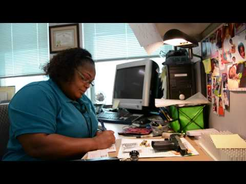 BPD Crime Lab Week: Teniera M. Brown, Firearms Examiner