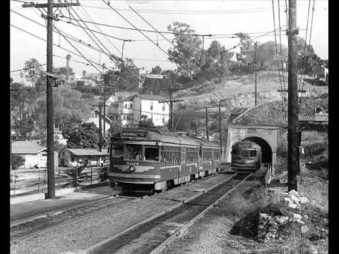What Happened to the Old Los Angeles Area Streetcar System? (With added comments)