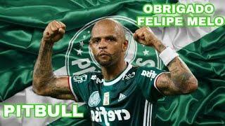 Felipe Melo  (desarmes gols carrinhos raça e confusões) 2019