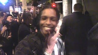 ASAP Rocky Laughs Off Questions About BET Awards Party Fight
