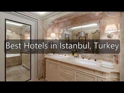 Best Hotels In Istanbul, Turkey