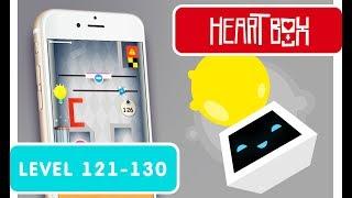Official Heart Box Walkthrough Level 121-130