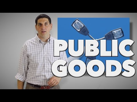 Public Goods And Free Riders- Micro 6.1
