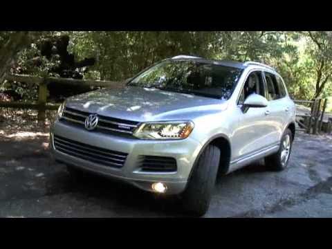 2012 Volkswagen Full Line, Models