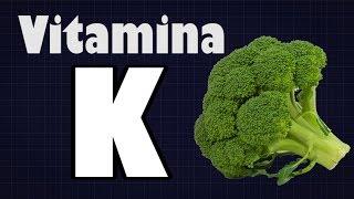 La coagulación vitamina función en la de k