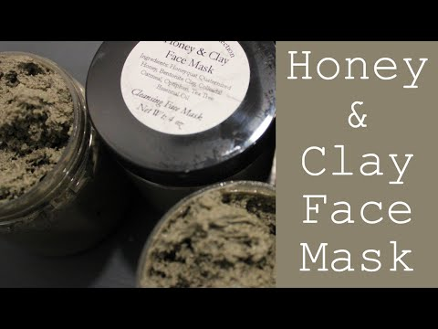 How to Make a Honey & Clay Face Mask