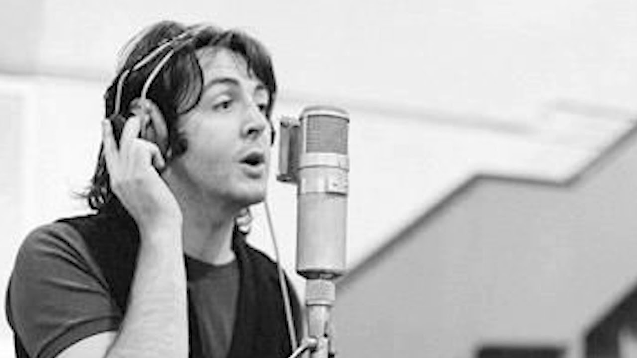 Abbey Road Sessions 1969 Oh Darling! Vocal Outtakes - YouTube
