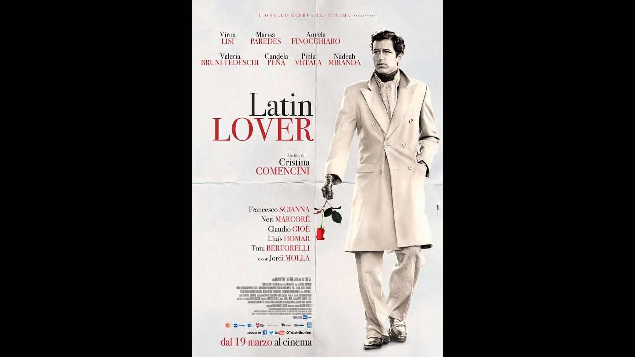 Puntata Film Hunters Latin Lover Youtube How To Be A Latin Lover Trailer  Solution For How