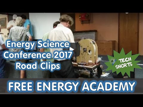 Energy Science and Technology Conference 2017 QEG Road Clips