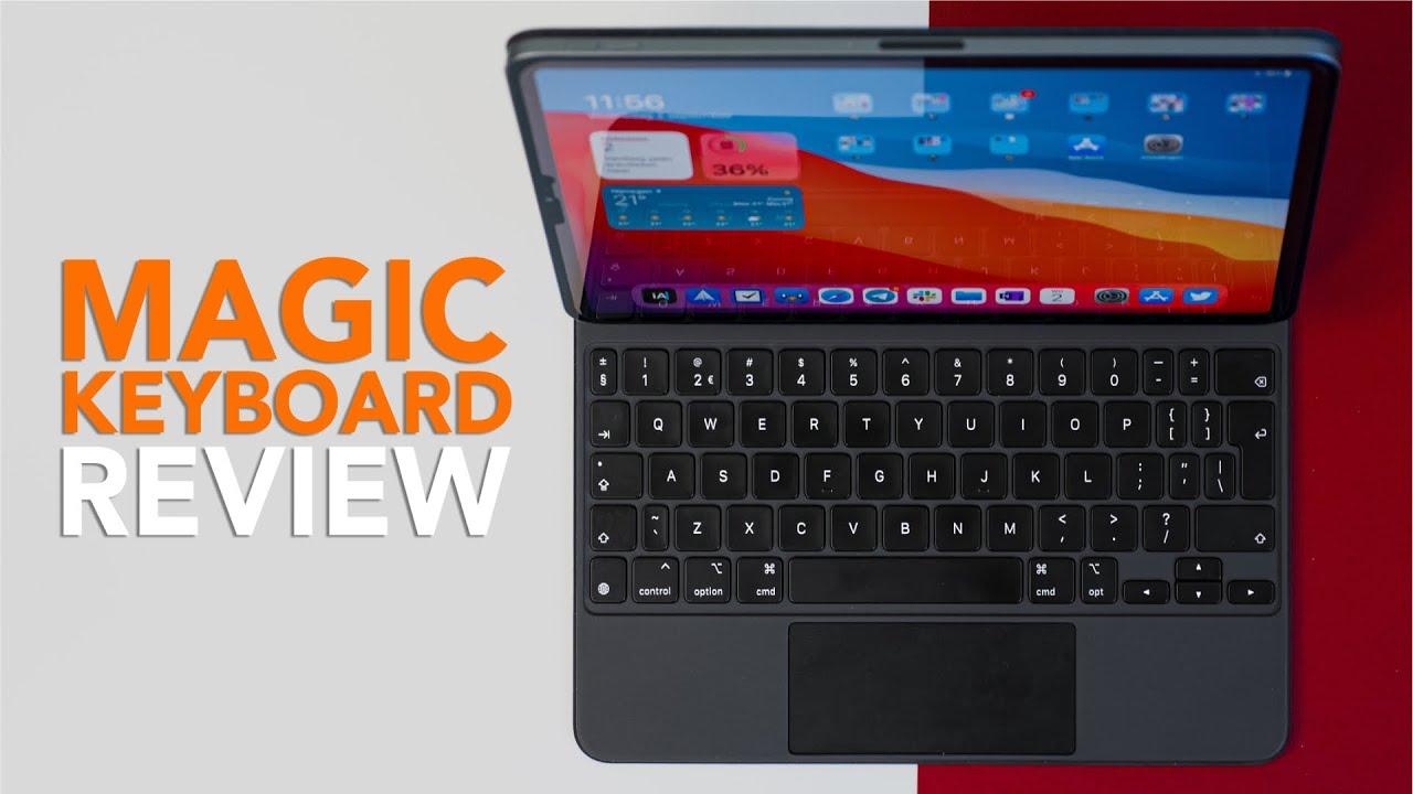 Magic Keyboard review: fantastische iPad-upgrade is wel erg prijzig