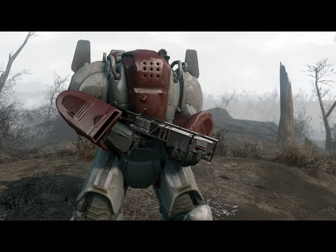 Institute Power Armor - Fallout 4 Mods (PC)