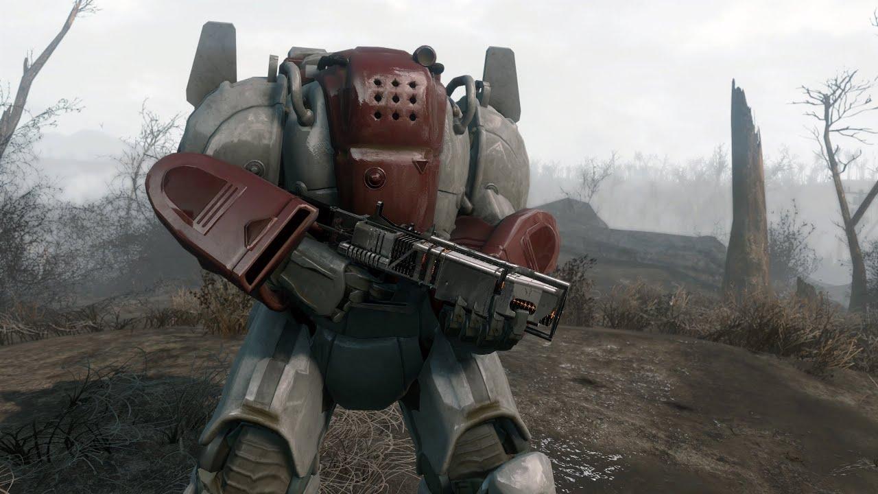 Institute Power Armor